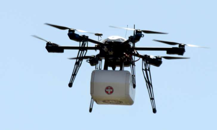 First Successful Drone Delivery Made In The US