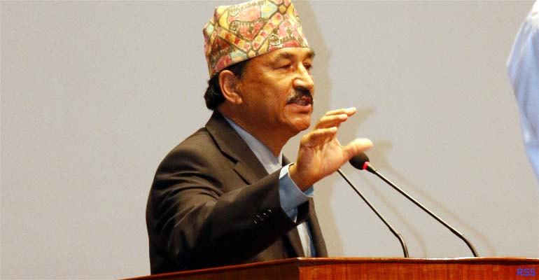 PM To Visit India Soon: DPM Thapa