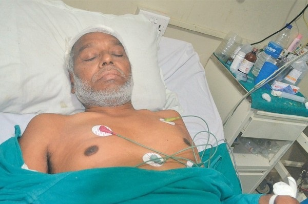 Rajendra Mahato Being Flown To Delhi For Further Treatment