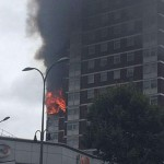 50 People Made Homeless By 'horror' Blaze In London Tower Block